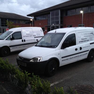 Infinite Clean Vans